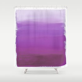 Purples No. 1 Shower Curtain