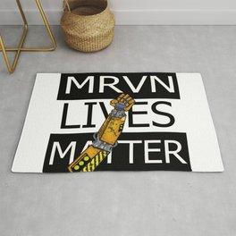 MRVN lives matter Rug