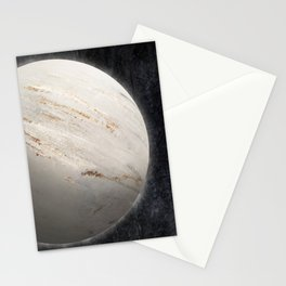 Gold Dust Moon Stationery Cards