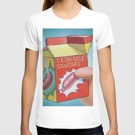 Drinkable Sausage T-shirt