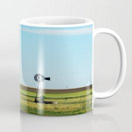 Kansas Skyline Coffee Mug