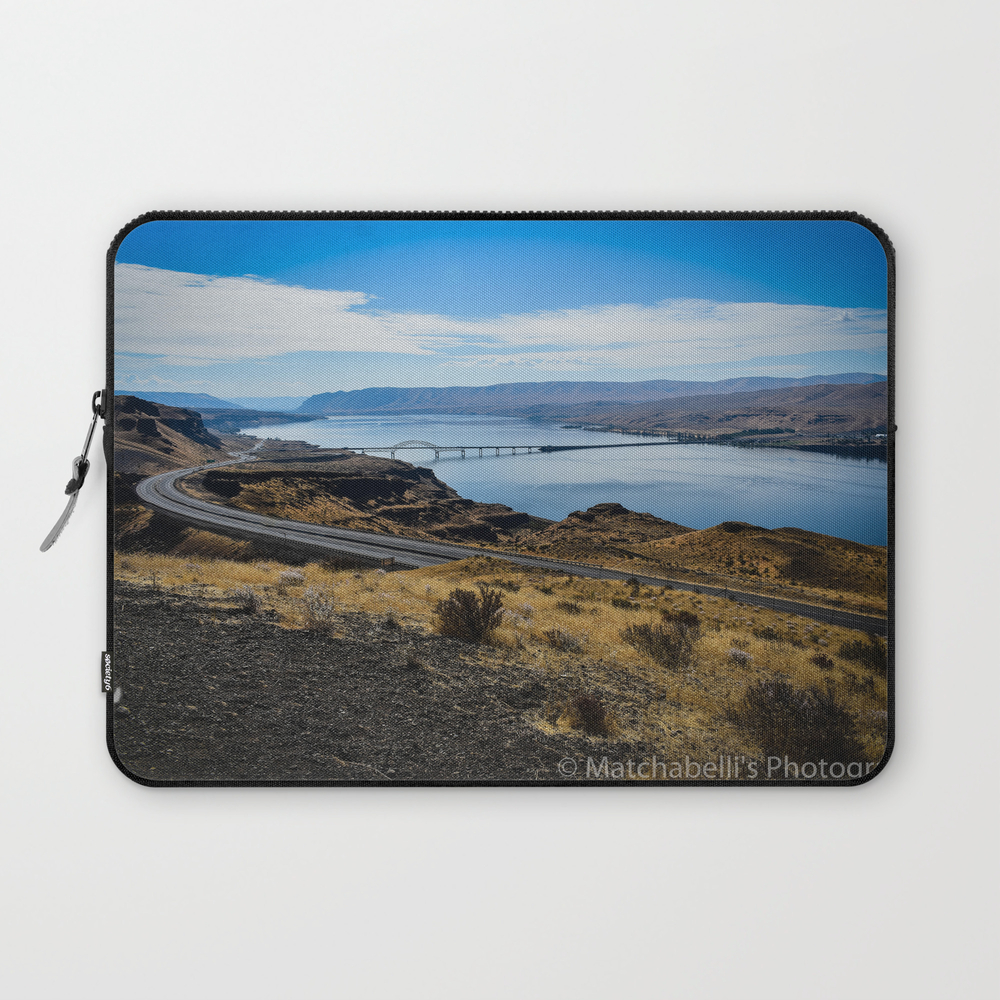 A Bridge Too Far. Laptop Sleeve LSV7791320