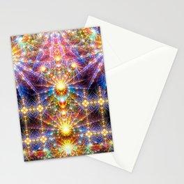 Cosmic Sunrise Stationery Cards