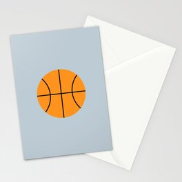 #9 Basketball Stationery Cards