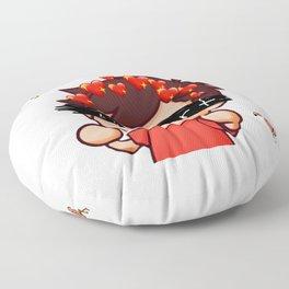 Albert Flamingo Floor Pillow