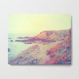 Quiet Shore Metal Print
