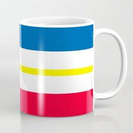 Mecklenburg Western Pomerania region flag germany province Coffee Mug