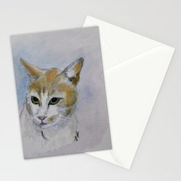 Nigel The Cat Stationery Cards