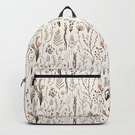 Wild Grasses Backpack