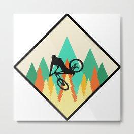 Whip Metal Print