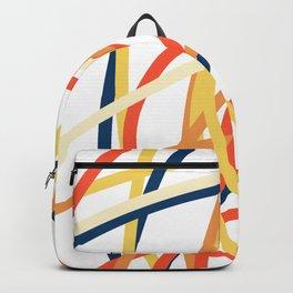 Geometric shape pattern nr 1918111 Backpack