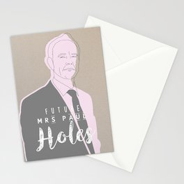 Future mrs Paul Holes Stationery Cards