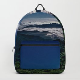 Moonlight Sonata Mountainous Clouds Photographic Backpack