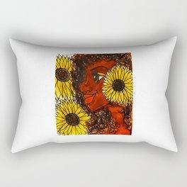 Cultivate Love #13 Rectangular Pillow
