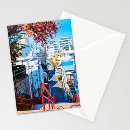 Japan - 'Your Name Street' Stationery Cards