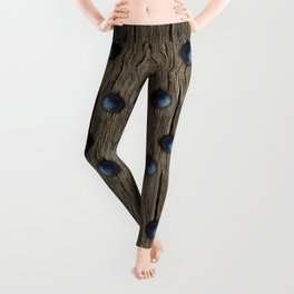 Wood and iron Leggings