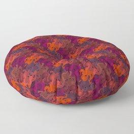 Octopattern Floor Pillow