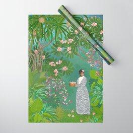Liliuokalani Wrapping Paper