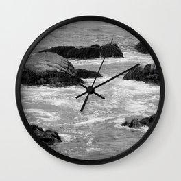 No Swimming Today Wall Clock