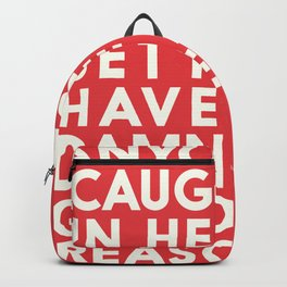 Funny, warning sign, humour signal, safety signs, safety hazard, for office, garage, warning!, alt! Backpack