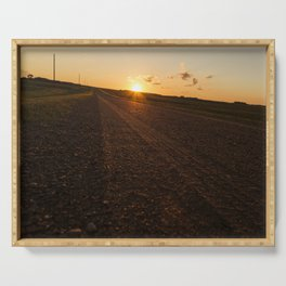 Country Road 5 Serving Tray