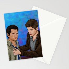 Supernatural Trio Stationery Cards