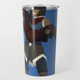 Korra Strong! Travel Mug