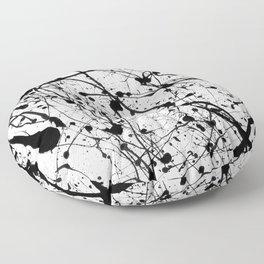 Splat! 3 (Cookies And Cream) Floor Pillow