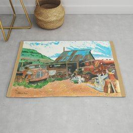 Another Man's Treasure Rug