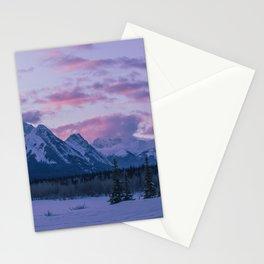Winter Wonderland II Stationery Cards