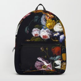 Severin Roesen Victorian Bouquet Backpack