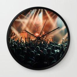 Alkaline Trio Live Wall Clock