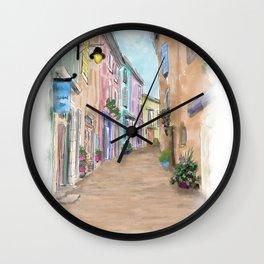 Landscape 471 Wall Clock