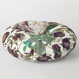 Mysterious Garden III Floor Pillow