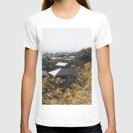 Japan's Coast T-shirt