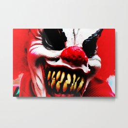 Clown 1 Metal Print