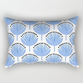 Spring Blues - Dandelion Rectangular Pillow