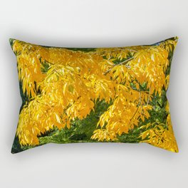 Autumn Yellow 1 Rectangular Pillow