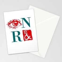 Randian Rebus Stationery Cards