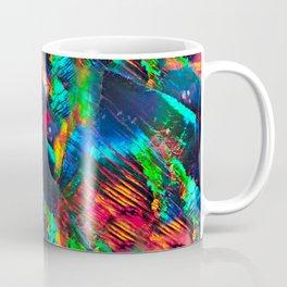 Natural stone drawing - gorgeous opal Coffee Mug