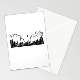 Premier paysage Stationery Cards