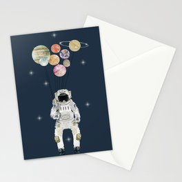 solar collector Stationery Cards