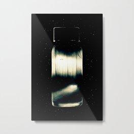 Evidence #001 Metal Print