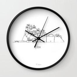 Ischia Wall Clock
