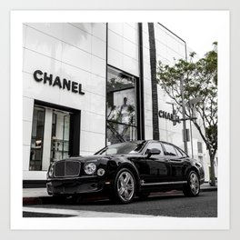 Luxury Lifestyle [001] Art Print
