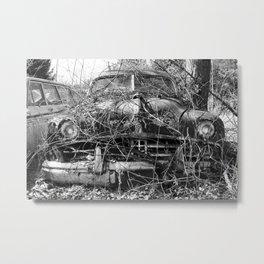 Forties Lincoln Metal Print
