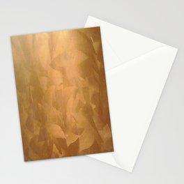 Beautiful Copper Metal - Corporate Art - Hospitality Art - Modern Art Stationery Cards