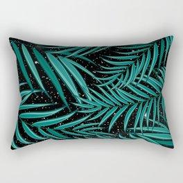 Galaxy Stars Nature Pattern Rectangular Pillow