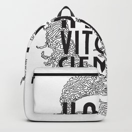 Hasta La Vitoria Siempre Backpack