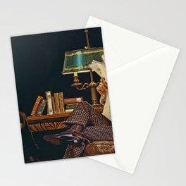 Joseph Christian Leyendecker - Newspaper - Digital Remastered Edition Stationery Cards